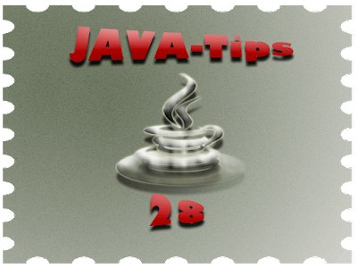 Portada del post número 28 de JAVA-Tips.