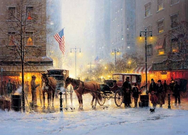 Gerald Harvey Jones 1933 Western Painter Tutt Art