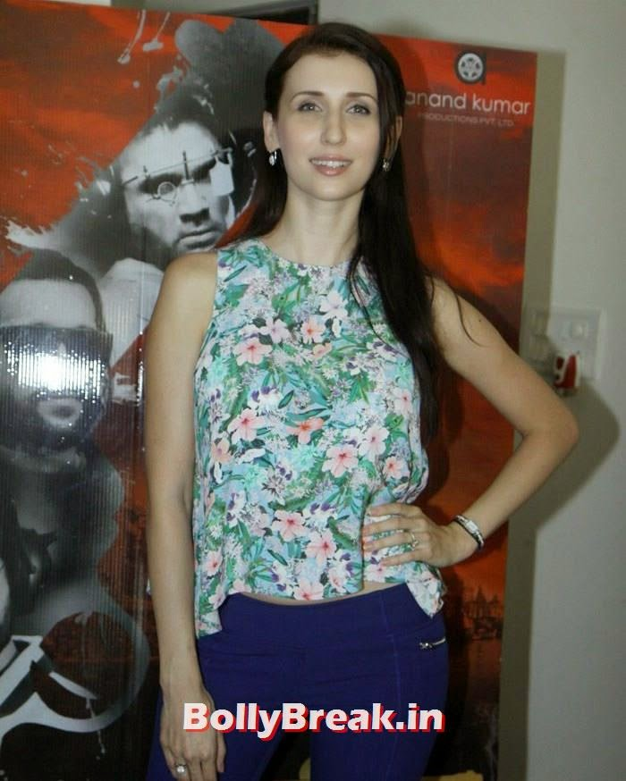 Claudia Ciesla, Claudia Ciesla, Tia Bajpai, Sasha Agha Hot images from movie 'Desi Kattey' PC