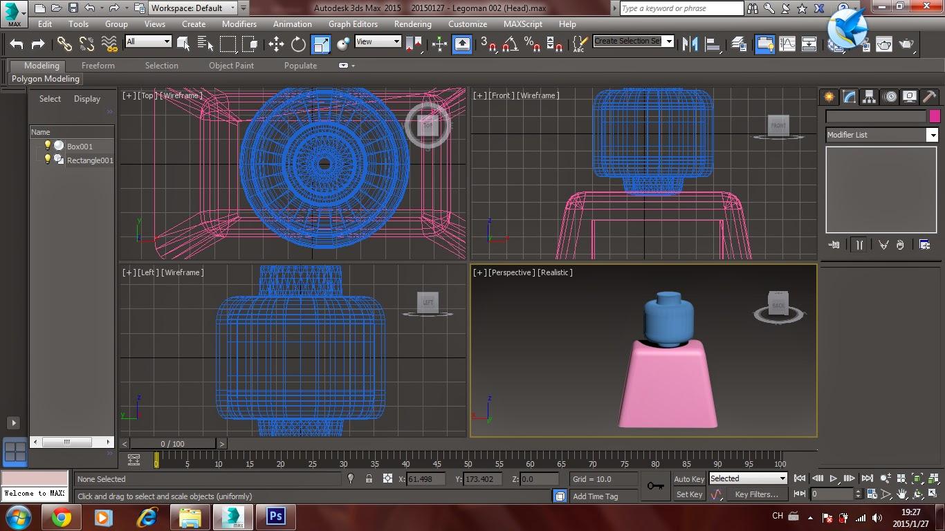 It's just my imagination: 【3D Maya Essentials】20150121