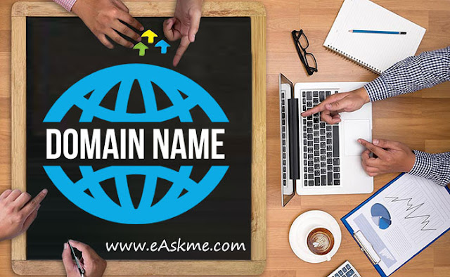 Complete Domain Name Guide : How to Choose a Domain (5600 Words): eAskme