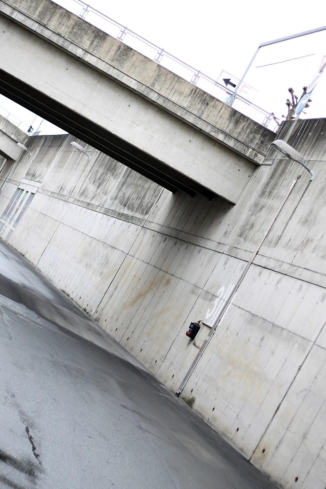 concrete wall Graz