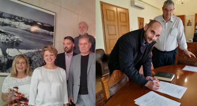 Παραιτήθηκε η Τζένη Ταπραντζή, στη θέση της ο Δημήτρης Τρομπούκης