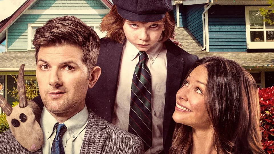 Маленькое зло, Little Evil, комедия, ужасы, comedy, horror, обзор, рецензия, review