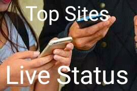 jane world ki top sites ka live status