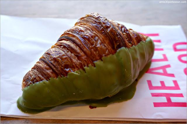 Matcha Croissant en Mr. Holmes Bakehouse, San Francisco