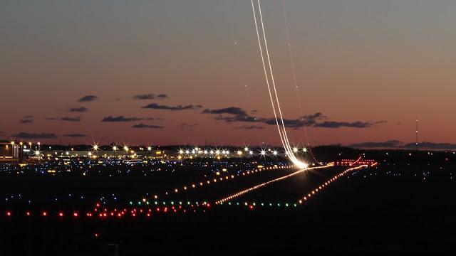 Największe lotniska w Polsce - Porty lotnicze