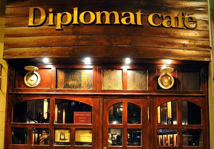Diplomat Cafe Arad