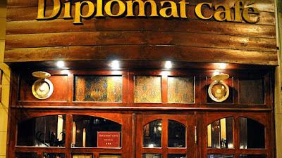 Diplomat Cafe