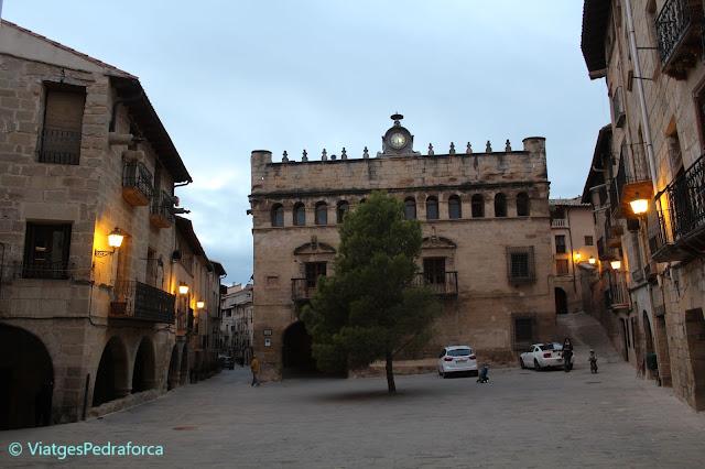 Terol, Aragó, Patrimoni cultural, els pobles més bonics del Matarranya, pobles amb encant