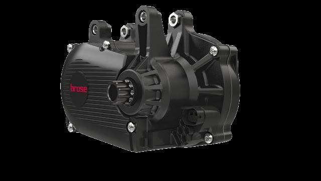 Der Brose Drive S Mag ist kleiner, leichter und stärker als der Drive S Alu.