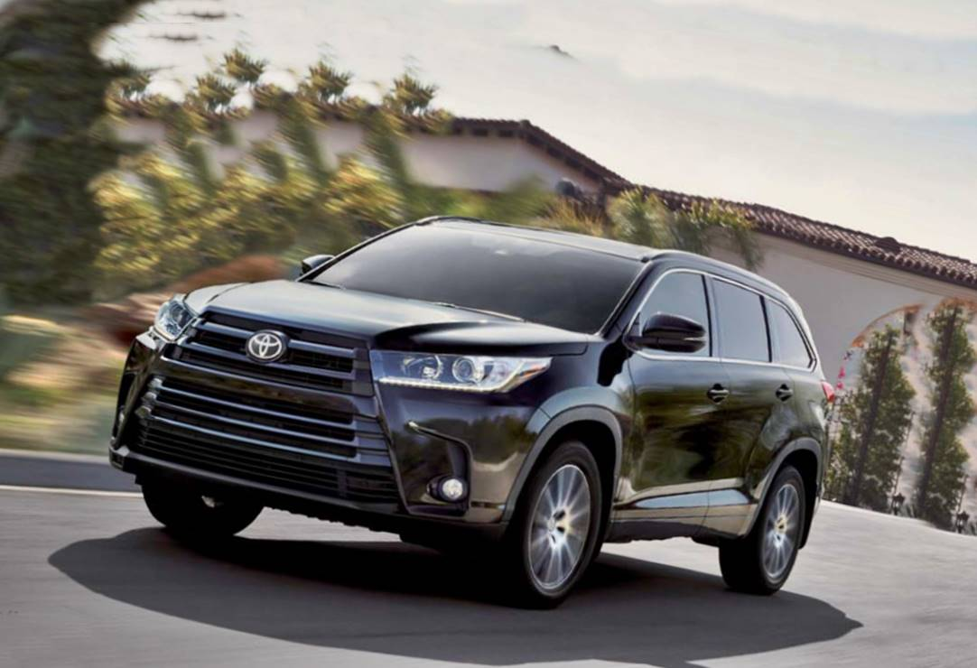 Toyota Sienna Redesign >> 2019 Toyota Highlander Specs, Release Date And Price | Auto Toyota Review