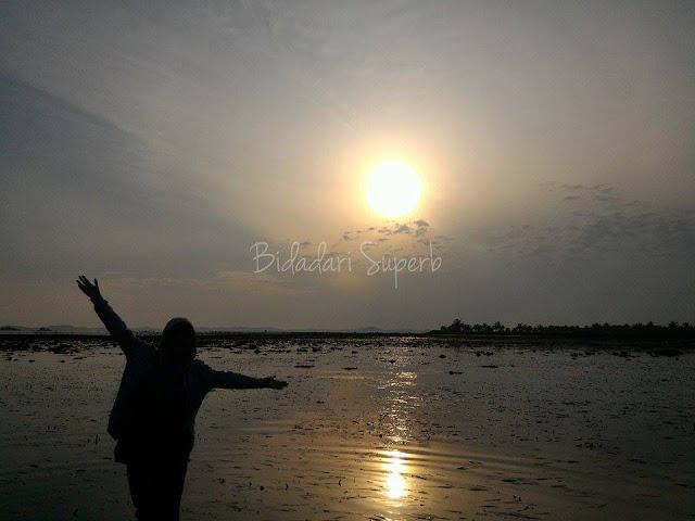 Beautiful Sunrise & Sunset at Sebong Pereh