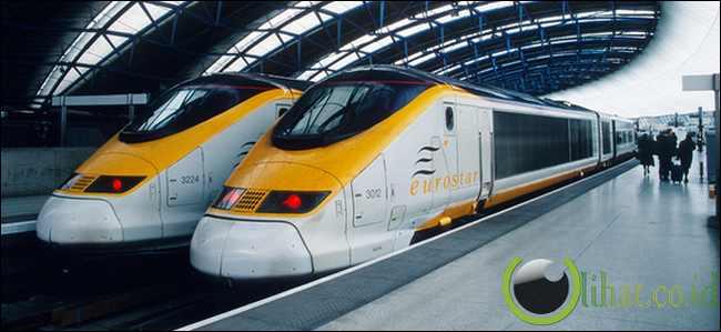 Eurostar, UK