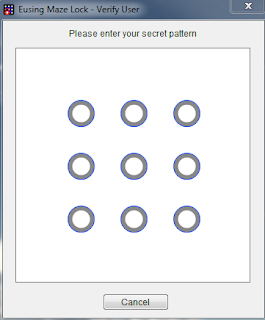 Pattern lock for PC teachgamma.blogspot.com