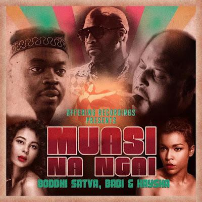 Boddhi Satva feat. Kaysha & Badi - Muasi Na Ngai [EP]