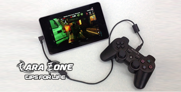 Cara Main Game Android Menggunakan Stik PS - Merah Putih-Cit