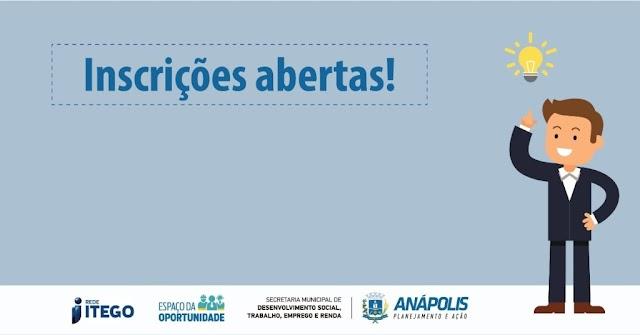 Anápolis: Prefeitura abre portas para o mercado de trabalho