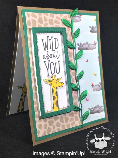 Card, Animal Outing, Animal Friends Dies, Animal Expedition, Giraffe