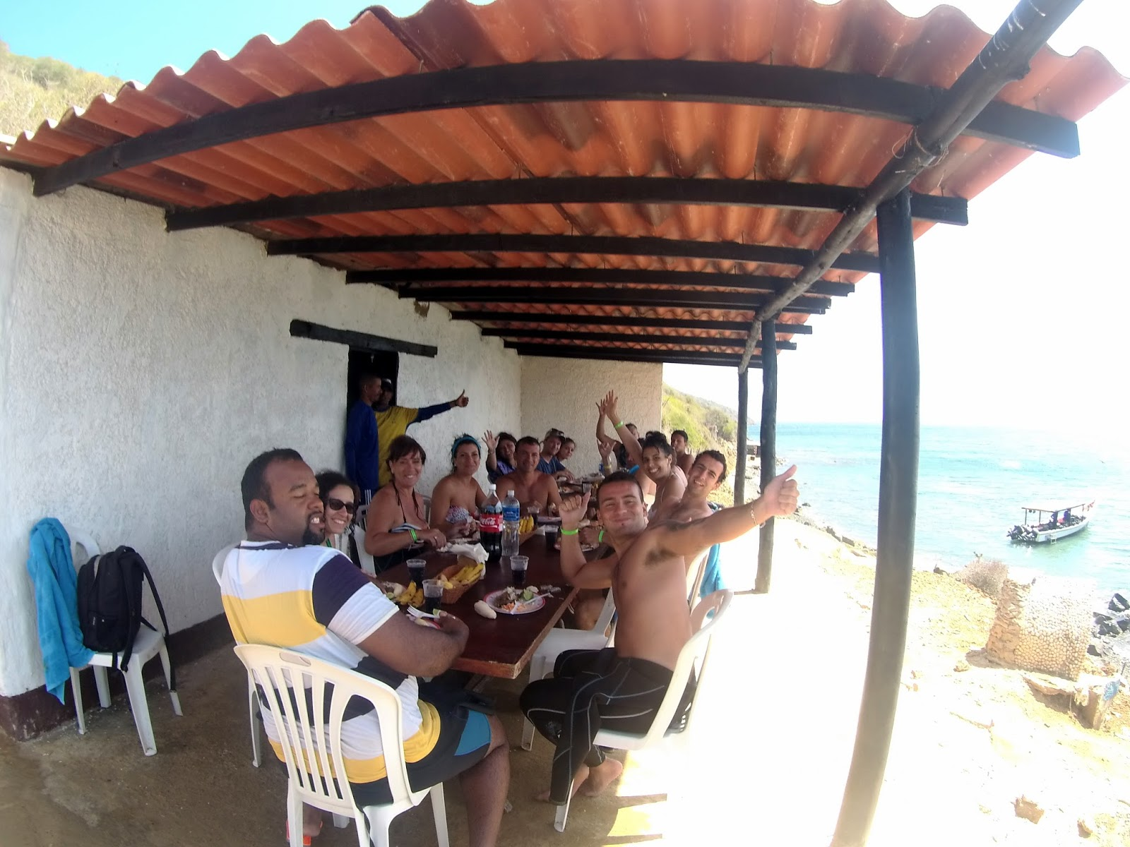 Dive Camp Los Frailes Islands