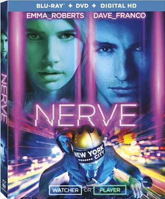 Nerve 2016 Eng BRRip 720p 450MB HEVC ESub x265 hollywood movie Nerve 2016 bluray brrip hd rip dvd rip web rip 720p hevc movie 300mb compressed small size including english subtitles free download or watch online at world4ufree.ws