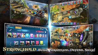 Download Heroes Of Skyrealm v0.3.0 Apk Terbaru Screenshot 4