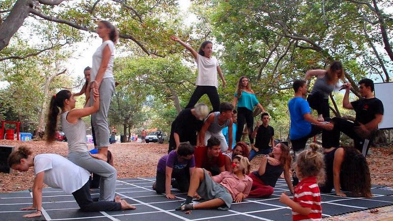 Ολοκληρώθηκε η Ευρωπαϊκή κατασκήνωση για νέους στη Σαμοθράκη