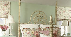 discount fabrics lincs how to create a shabby chic bedroom. Black Bedroom Furniture Sets. Home Design Ideas