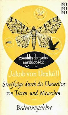 Première de couverture de l'édition originale allemande publiée en 1934 de Milieu animal et milieu humain