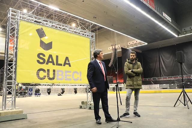Xabier Basáñez presenta la Sal CuBEC!
