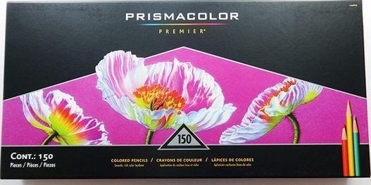 set de 150 crayons de couleur prismacolor premier
