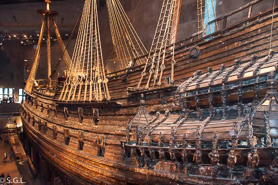 Museo Vasa en Estocolmo. 7 cosas que no te puedes perder en Estocolmo