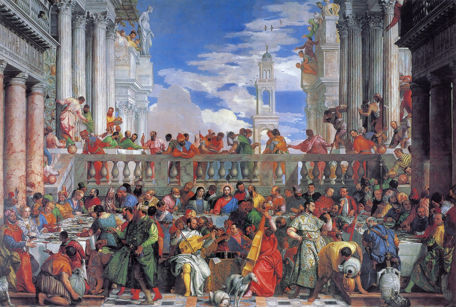 The Wedding At Cana Whose Was It