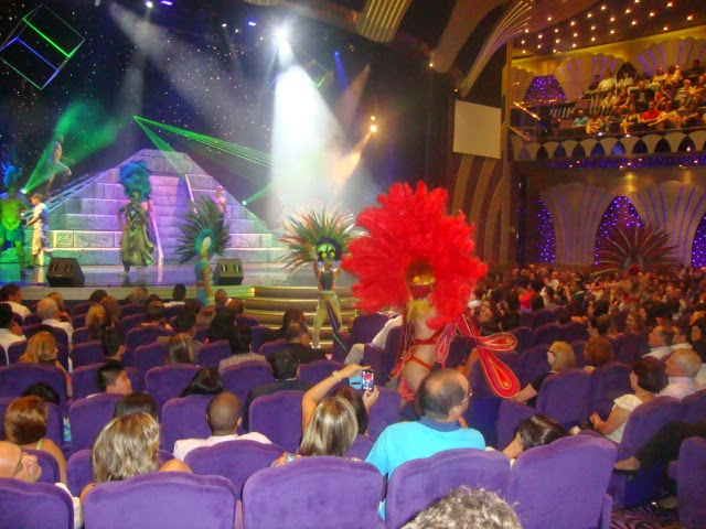 Shows da MSC Cruzeiros