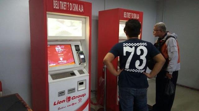 Mesin Pembelian Tiket