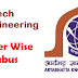 B.Tech Civil Engineering Semester wise Syllabus of AKU,Patna