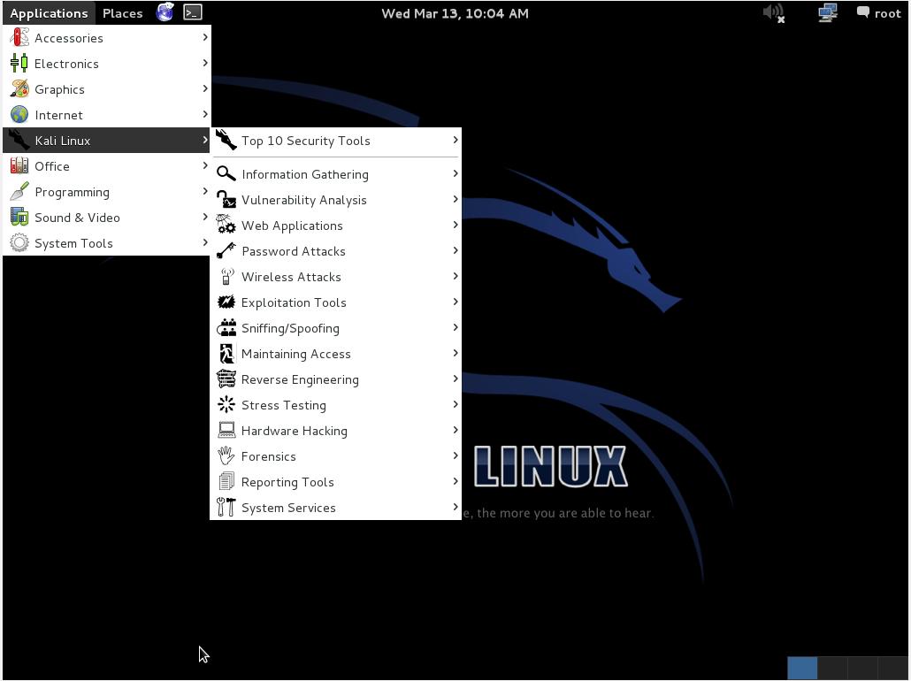 Драйвера для linux kali linux