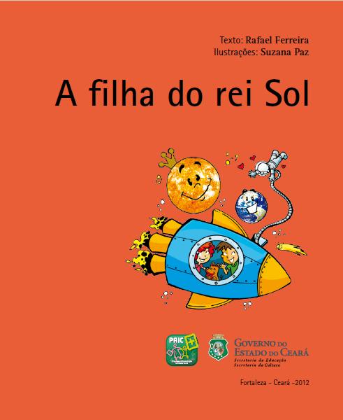 Livr'Andante: Rafael Ferreira - A Filha Do Rei Sol
