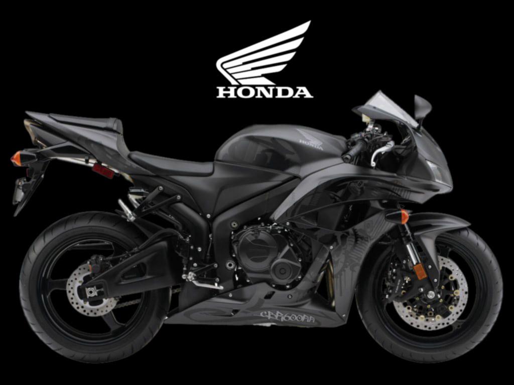 Honda Cbr 600 Black Wallpaper For Desktop Motorcycle Wallpaper