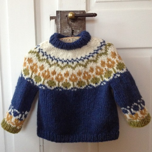Alva - Free Knitting Pattern