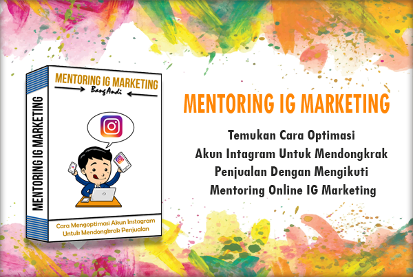 Mentoring IG Marketing