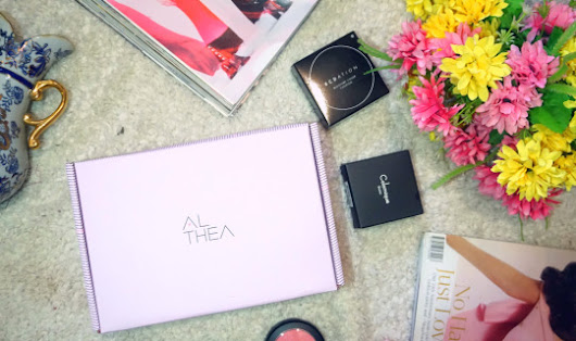 Teyjin: Unboxing: Althea Get Ready With Me Box