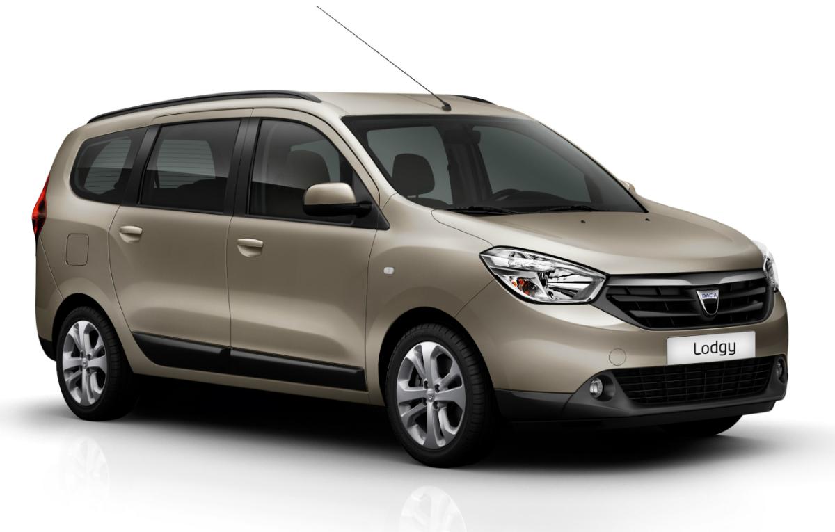 Dacia: 2013 Dacia Lodgy Release