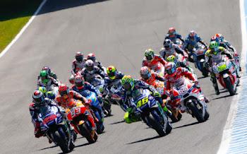 Jadwal MotoGP 2017 (Rilis Sementara)