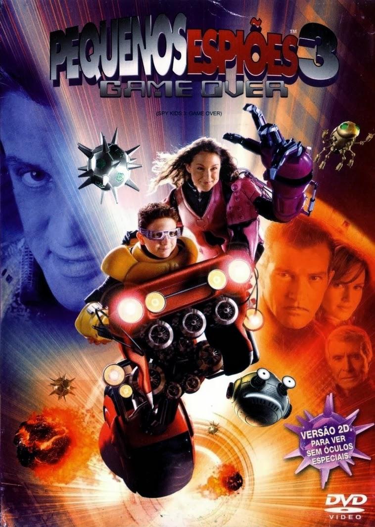Pequenos Espiões 3 – Dublado (2003)