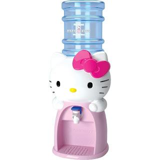 prikaz hello kitty postolja za vodu