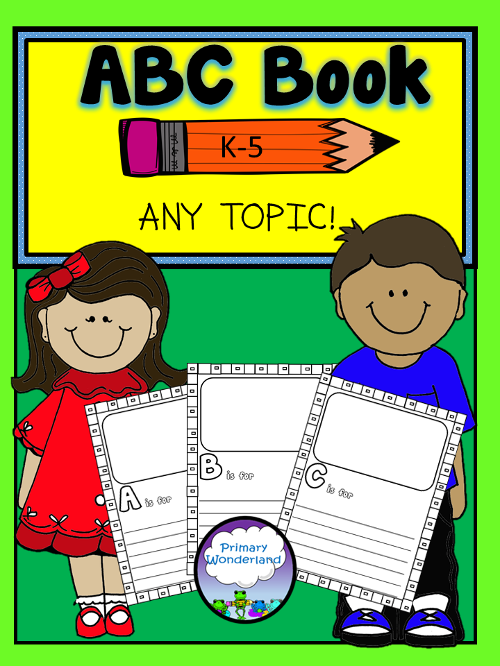 ABC Any Topic Writing Template