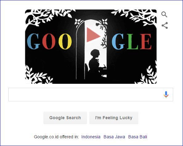 Google Doodle Merayakan Ulang Tahun Lotte Reiniger yang ke-117