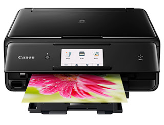 How create yous aspect a multifunction printer to impress at to the lowest degree  Canon Pixma TS8020 Driver Download