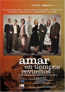 Amar En Tıempos Revueltos